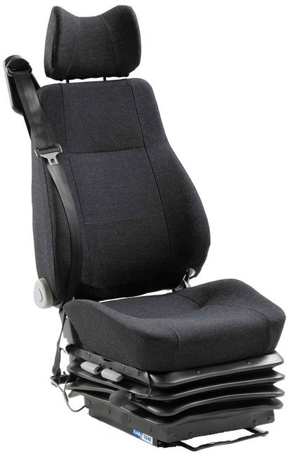 KAB 554B Suspension Seat. Ideal For Use In Heavy Trucks Like Kenworths,  Macks,