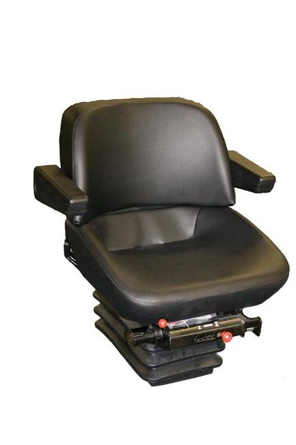 Fitted by Doosan, McCormick and Agco tractor manufacturers, the XH2-U5 is KAB Seating's most comfortable compact agricultural seat. The U5 features plush cushioning as copared to the P2 pan seats and is able to accommodate armrests for added comfort.