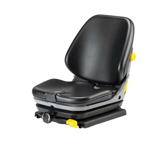 KAB Mechanical Compact tractor seat for ride on mowers, telescopic handlers and small tractors.